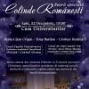 Colinde Romanesti intr-un concert caritabil la Cluj